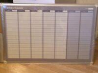 A1 size Weekly Planner Whiteboard - Still in packaging