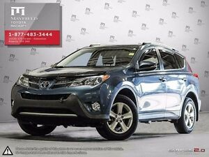2013 Toyota Rav4 Navigation package All-wheel Drive (AWD)