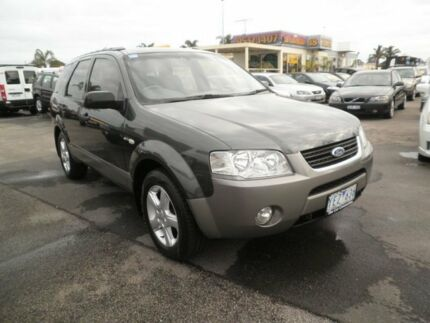 2007 Ford Territory SY TS AWD Royal Ego 6 Speed Sports Automatic Wagon