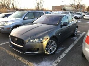 2016 Jaguar XF 3.0L Premium Sedan