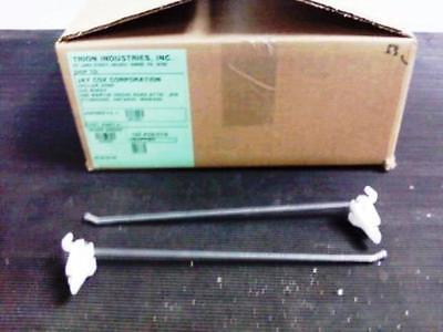 Pegboard Peg Hooks W Plastic Backs 9 Peghooks Lot 4 Cases Nib Store Fixtures