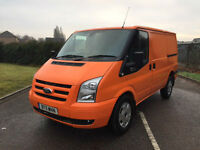 FORD TRANSIT 330 SWB LOW ROOF 2.4 RWD 100 BHP 6 SPEED 2011 11 HIGH SPEC