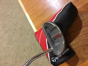 "Taylormade Putter - Monte Carlo Redline - 35"" - Mint Condition"