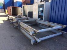 20' Shipping Container Skid Hemmant Brisbane South East Preview