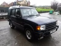 breaking landrover discovery 300 tdi auto