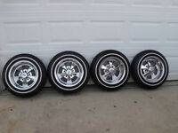 "Looking for 14"" Cragar SS wheels"