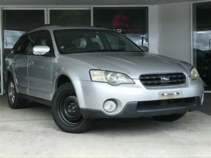 2005 Subaru Outback B4A MY06 Premium Pack AWD Silver 4 Speed Sports Automatic Wagon Brendale Pine Rivers Area Preview