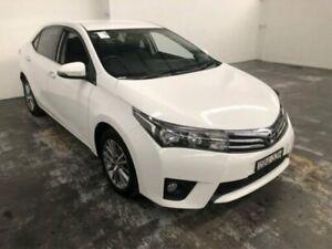 2015 Toyota Corolla ZRE172R SX S-CVT White Constant Variable Sedan Gateshead Lake Macquarie Area Preview