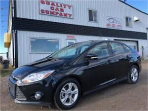 2013 Ford Focus SE Only 47635 km's! $9950!!!