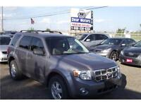 2008 Ford Escape XLT**NO ACCIDENTS**3 YEAR WARRANTY INCLUDED*