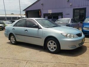 2003 Toyota Camry MCV36R Altise Blue 4 Speed Automatic Sedan North St Marys Penrith Area Preview