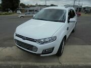 2016 Ford Territory SZ MkII TX Seq Sport Shift White 6 Speed Sports Automatic Wagon Ballarat Central Ballarat City Preview