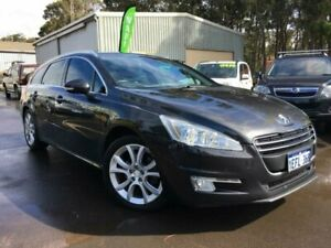2013 Peugeot 508 MY13 Allure HDi Touring Black 6 Speed Automatic Wagon Margaret River Margaret River Area Preview