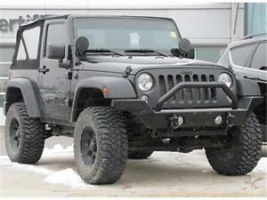 2014 Jeep Wrangler Sport 4x4|Soft Top|Mickey Thompson Tires
