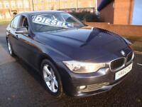 62 BMW 318D 143 BHP SE DIESEL I-DRIVE £30 A YEAR TAX