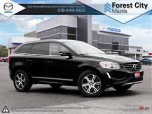 2014 Volvo XC60 | T6 | Leather | Dual Moonroof | AWD