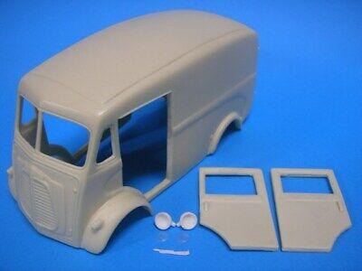 The Parts Box 1/25 Morris J Van Body Pack (Resin) #1427