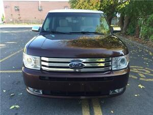 FORD FLEX LIMITED 2010 166000KM AUTOMATIC NAVI/CAMERA/6PASS