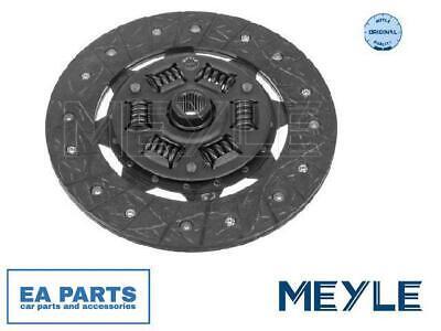 Clutch Disc for VW MEYLE 117 158 1437