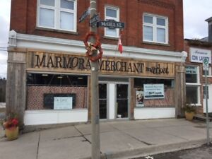 Large Retail/Commercial Space for Rent in Marmora