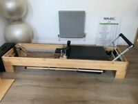 Balanced Body Centerline Reformer with Accessories