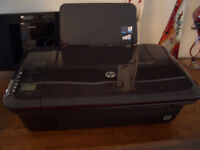 HP Wireless Printer and New Cartridges