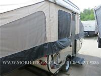 **CLEARANCE! *SLEEPS 6 * STORAGE BOX *NEW POP UP TRAILER