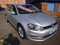 13 VOLKSWAGEN GOLF TDI SE 5 DOOR DIESEL TAX EXEMPT