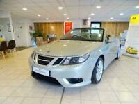 2008 Saab 9-3 2.8T V6 Aero 2dr Convertible - Low Miles- Leather - Heated seats-