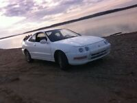 1997 Acura Integra Coupe (2 door)