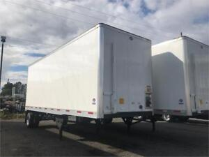 2019 UTILITY 28' PUP TRAILER