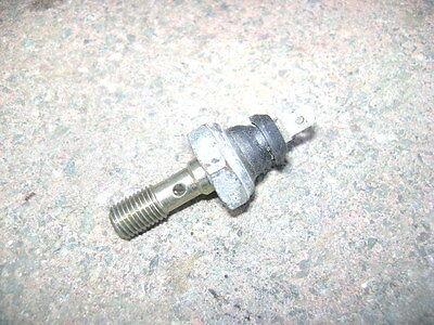 TRIUMPH SPRINT ST RS 955i  Daytona Oil Pressure Switch Sensor.