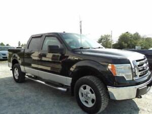 159$ bi weekly oac! 2010 Ford F-150 Crew -NEW MVI & warranty!!!