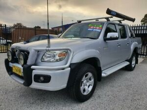 2010 MAZDA BT-50 DX BOSS DUEL CAB UTE DIESEL,4X4, 2020 REGO,MANY EXTRAS JUST SERVICED! Penrith Penrith Area Preview