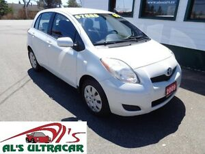 2009 Toyota Yaris LE 5 Door Hatchback