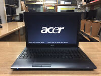 Acer TravelMate 5742 Core i5 2.66GHz 4GB RAM 320GB HDD HDMI Web Win 7 Laptop