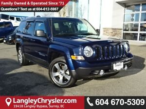 2016 Jeep Patriot Sport/North *ACCIDENT FREE*ONE OWNER*LOCAL...