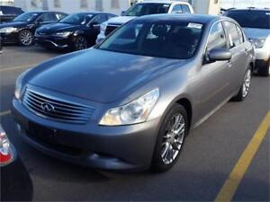 2007 INFINITI G35 S SEDAN 6SPEED MANUAL NAVIGATION