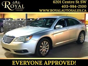 2011 Chrysler 200 Touring PWR EVERYTHING, AUX, CD/MP3