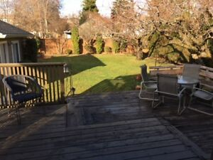 2 BDRM MAIN FLOOR OF CHARACTER HOME FOR RENT IN CENTRAL AREA