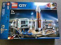 LEGO 60228 City Deep Space Rocket Set