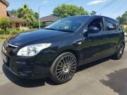 2010 Hyundai i30 FD MY10 SX Black 4 Speed Automatic Wagon Granville Parramatta Area Preview