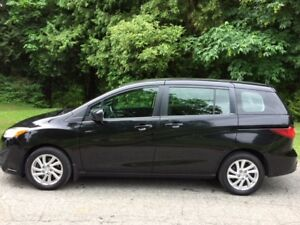 NEW brakes. NEW fluids. LOW kms. 2012 Mazda5