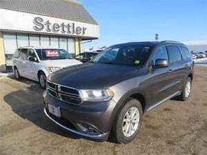 2015 Dodge Durango SXT AWD MIDDLE BENCH!  AWD!