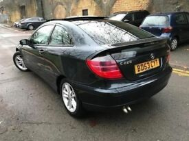 Mercedes-Benz C Class 2.1 C220 CDI SE 2dr PANORAMIC ROOF+HISTORY CALL ‭07479 320160‬