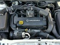 Vauxhall Astra 1.7 DTI Engine Bare (2004)