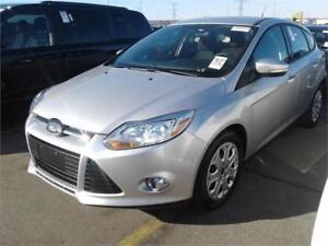 2012 FORD FOCUS SE/ACCIDENT FREE/ 2.0/4 CYL./GAS SAVER/ROOF RACK