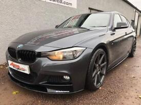 2015 BMW 3 SERIES 3.0 330D M SPORT 4D AUTO 255 BHP DIESEL