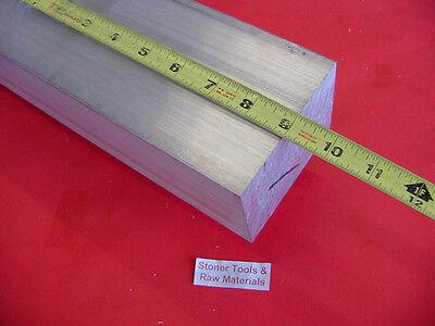2-12 X 3-12 Aluminum 6061 Flat Bar 9 Long Solid 2.500 Plate Mill Stock