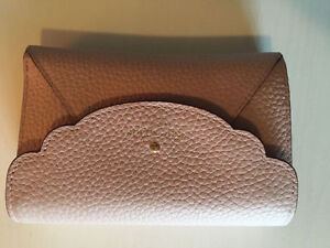 Kate Spade - soft pink- leather $65